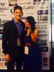 Our Louisiana Film Prize filmmakers are getting around! Check out Christine Chen and Adam Duncan showing A Bird's Nest at La Femme International Film Festival in Los Angeles... VIVA!