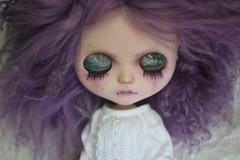 Trisha (Lia Lune) Tags: vampire blythe custom eyelids dollskingdom