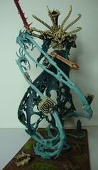 Nagash 04 ok (Enkil Bearson) Tags: vampire warhammer undead count nagash