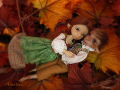 4 https://www.youtube.com/watch?v=Mgt7KFqzjxQ (Amoreen MZ) Tags: autumn leaves mouse inspired story mice hobbit bjtale