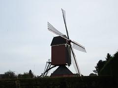 Moergestel NBr Molen (Arthur-A) Tags: mill netherlands windmill moulin nederland brabant molen noordbrabant windmolen muhle moergestel