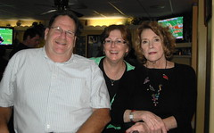 Ed & Meg Weideman and Kathy McGee Burns