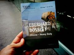 Eberhard Bosslet. Heavy Duty - Chisme. 33