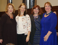 Kathy McGee Burns, Anna McGillicuddy, Bethanne Killian & Lisa Maloney