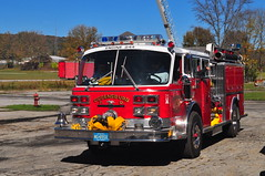 Ogdensburg Fire Department Engine 244 (Triborough) Tags: newjersey nj engine alf firetruck fireengine newton americanlafrance ofd sussexcounty engine244 ogdensburgfiredepartment