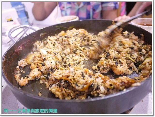 捷運行天宮站美食韓劇韓式料理東輝韓食館土豆豬骨湯銅板烤肉image041
