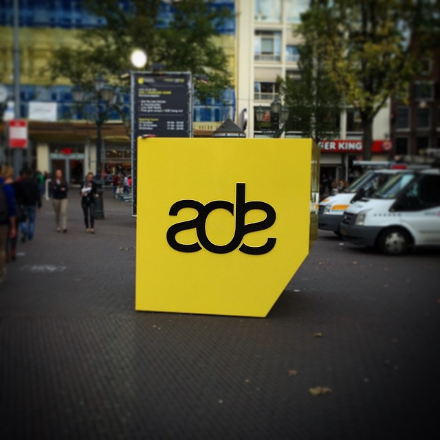 Here we go #ADE