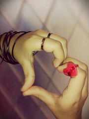 <3 heart (FuN ShaDoW) Tags: 3 heart