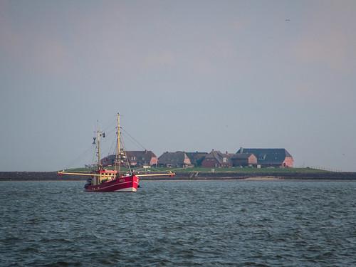 Fishing Cutter; Fischkutter (4:3)