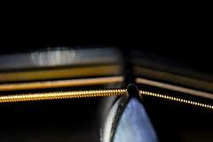Bridge (donjuanmon) Tags: bridge macro closeup guitar strings hmm macromondays