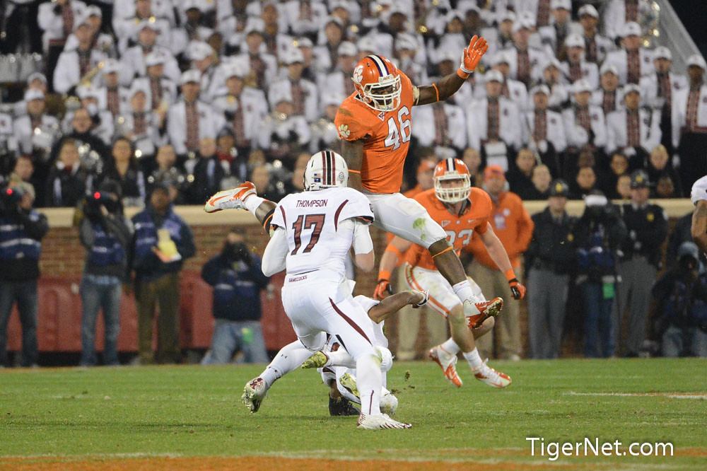 Clemson Photos: 2012, Football, Jonathan  Willard, South  Carolina