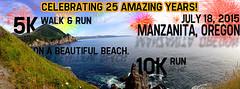 Photo (NCRDFitness) Tags: ocean county sun beach beautiful grass shirt oregon sand waves pacific wind walk district north scenic tshirt run event 10k wheeler recreation tee fundraiser 5k manzanita nonprofit nehalem photoesque ncrd