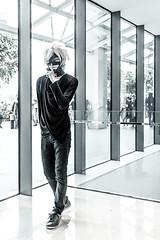 Ken Kaneki (Jimmy Chuah) Tags: portrait anime pose singapore cosplay manga coser 2014 marinabaysands marinabaysand stgcc tokyoghoul
