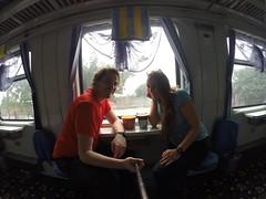 Photo de 14h - Train pour Kunming - 24.10.2014