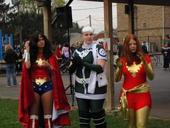 Super Fun Run 2014 157 (foodbyfax) Tags: phoenix cosplay wonderwoman rogue heroesallianceohio superfunrun2014