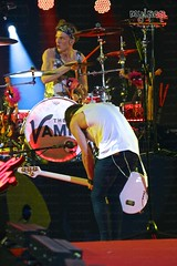 The Vamps - Coca Cola Music Experience 2014 (MyiPop.net) Tags: music cola concierto center experience coca 2014 vamps barclaycard ccme