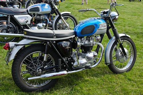 Triumph T120 Bonneville (1965)