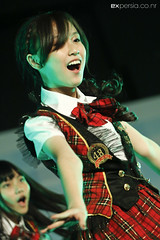 Michelle (EXpersia) Tags: check michelle gingham event maybe hs gen3 jkt48 iiwake