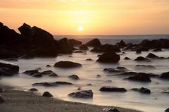 Vila do Conde (Jp Fotografie) Tags: portugal mar do sonnenuntergang tags lagos atlantic vila conde monte algarve sonne gordo langzeitbelichtung meersommer