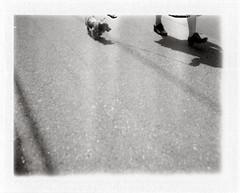 Tomigaya, Tokyo by moominsean - Polaroid 190, Fuji FP-3000B