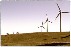 Golgotha Heights (ESSEM-Fotografe : Sean Mullarkey) Tags: canon country religion jesus windmills 7d adelaide christianity sa southaustralia crucifixion golgotha calvary fleurieupeninsula
