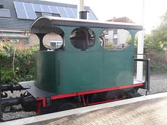 MT Steamlocomotive of the type Cockerill (Franky De Witte - Ferroequinologist) Tags: de eisenbahn railway estrada chemin fer spoorwegen ferrocarril ferro ferrovia