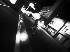 carless night street (-ICHIRO) Tags: street digital snap gr iv ricoh 21mm gw2