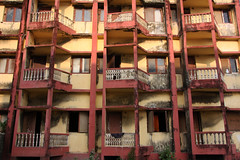 Abandoned hotel Repose, Puri, India (sensaos) Tags: city travel urban india asia decay exploring forgotten exploration orissa pilgrim puri urbex 2013 odisha sensaos