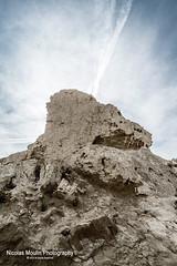 Bardenas Reales (Nicolas Moulin (Nimou)) Tags: rural landscape europa desert paisaje desierto paysage seco arido bardenas bardenasreales castildetierra