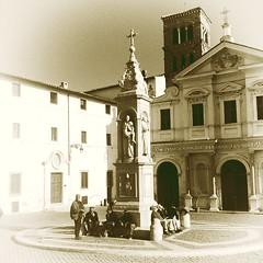 Isola Tiberina .. Rome