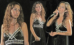 Greece, Macedonia, Kavala,  cute amateur singer girl, night rock road show (Macedonia Travel & News) Tags: macedonia ancient culture vergina sun kavala republic nato eu fifa uefa un fiba greecemacedonia macedonianstar verginasun aegeansea mavrovo macedoniablog macedoniagreece makedonia timeless macedonian macédoine mazedonien μακεδονια македонија travel prilep tetovo bitola kumanovo veles gostivar strumica stip struga negotino kavadarsi gevgelija skopje debar matka ohrid heraclea lyncestis macedoniatimeless
