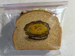 Apple pie (D Laferriere) Tags: kritzels laferriere attleboro sandwich bag art pie sharpie ziploc sandwichbagdad