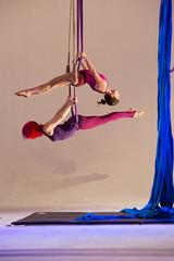 Tangle performs Break/Drift/Resist. Photo by Anne Saint Peter.
