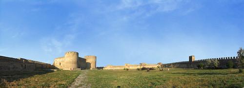Крепость ©  hryhorash