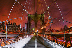 Brooklyn Bridge.. (dj murdok photos) Tags: longexposure bridge newyork brooklyn fullframe 16mmfisheye mirrorless dslt djmurdokphotos sonya7