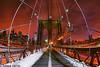 Brooklyn Bridge.. (dj murdok photos) Tags: longexposure bridge newyork brooklyn fullframe 16mmfisheye mirrorless dslt djmurdokphotos sonya7