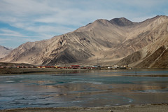 Karakul Lake Pamir Karakul Lake King Arm Tags Travel Mountain Lake Cold Nature Beautiful