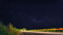 On my way to heaven (Be.Yourself) Tags: stars astrofotografa estrellas largaexposicin
