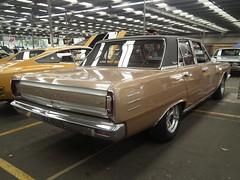 1969 Chrysler VE Valiant VIP sedan
