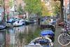Bloemgracht, Amsterdam (Tristan Earl) Tags: autumn holland netherlands amsterdam boats canal jordaan bloemgracht