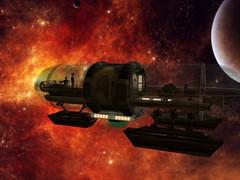 obs craft (23)_cr (Brenda Hoisin) Tags: secondlife scifi sciencefiction spaceship exosphere