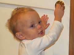 Well, I'll be leaving right now, bye! (kennethkonica) Tags: family people usa white face kids america canon children handle eyes toddler midwest expression indianapolis indy indiana curlyhair hoosiers canonpowershot sx50hs
