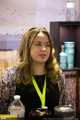 (Lesage Stefaan) Tags: people events whisky bruichladdich canonef2470mmf28l whiskyfestival spiritsinthesky joannebrown whiskywithfriends