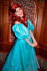 Ariel (EverythingDisney) Tags: ariel princess disneyland disney dlr thelittlemermaid
