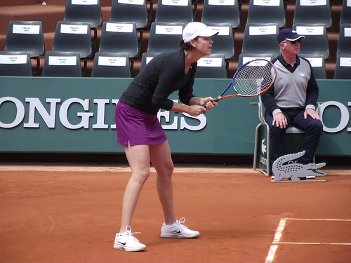 Lindsay Davenport - Roland Garros 2014 - Lindsay Davenport