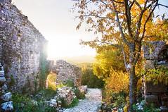 Chteau d'Allgre (Le***Refs *PHOTOGRAPHIE*) Tags: light sun colors automne soleil nikon ruine pierres chteau d90 pave lerefs chteaudallgre