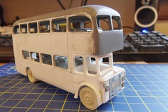 85 Edinburgh Front (Calum Melrose) Tags: calum melrose leyland titan alexanders 176 scratch build sunrise models glasgow corporation gct ect scotland edinburgh lothian buses