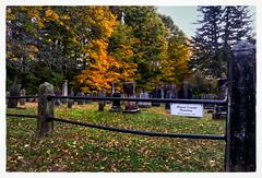 Mount Everett Cemetery (Timothy Valentine) Tags: foliage friday berkshires vacation 2016 1016 cemetery fence egremont massachusetts unitedstates us
