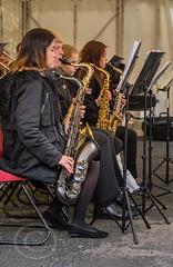Marsden Jazz Festival 2016_0014 (Mark Schofield @ JB Schofield) Tags: marsden jazz festival 2016 huddersfield yorkshire musicians street people musical instrument dance ulverston band blast furnace