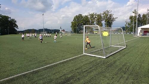 Danes Gašper v golu, Gabrijel v napadu? #nogomet #interblock